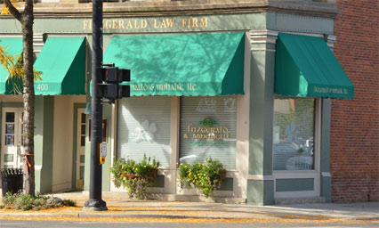 Fitzgerald & Mihalik - Law Firm Offices - Downtown Findlay