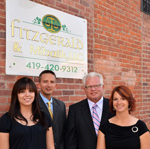 Contact Fitzgerald & Mihalik - Law